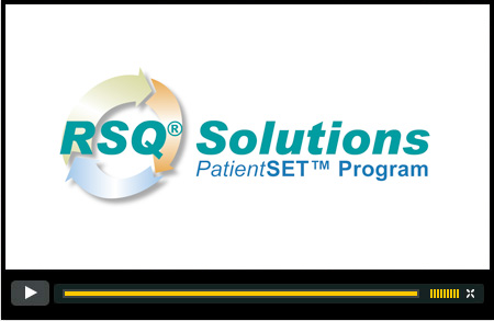 Rsq Solution Patient Satisfaction